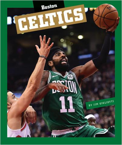 Cover: Boston Celtics