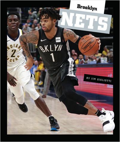 Cover: Brooklyn Nets