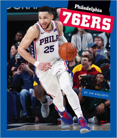 Cover: Philadelphia 76ers