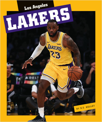 Cover: Los Angeles Lakers