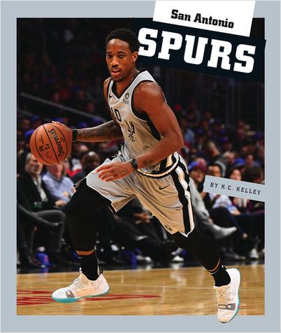 Cover: San Antonio Spurs