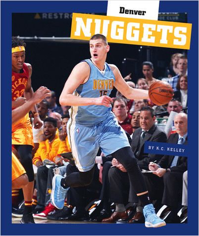 Cover: Denver Nuggets