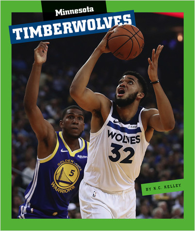 Cover: Minnesota Timberwolves
