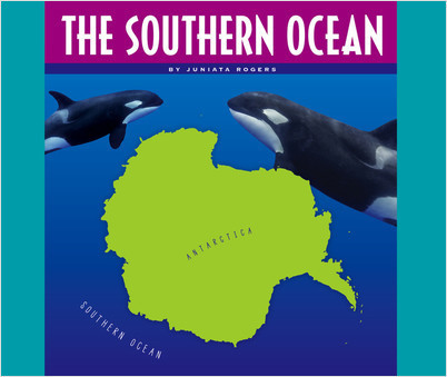 Cover: The Southern Ocean
