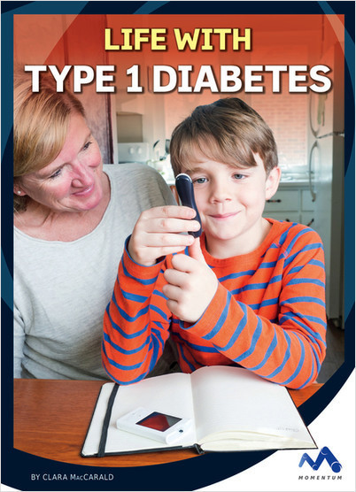 Cover: Life with Type 1 Diabetes