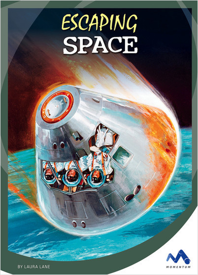 Cover: Escaping Space