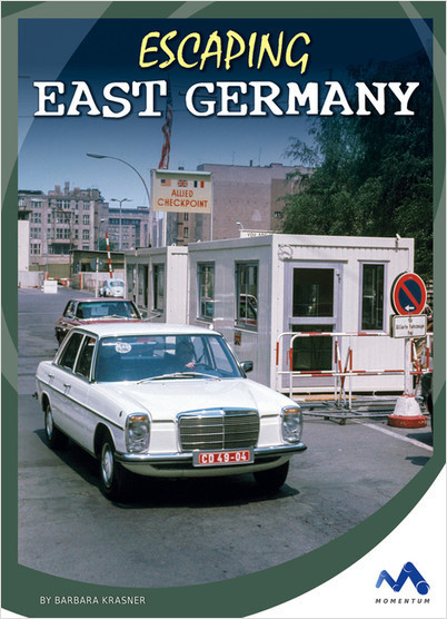 Cover: Escaping East Germany