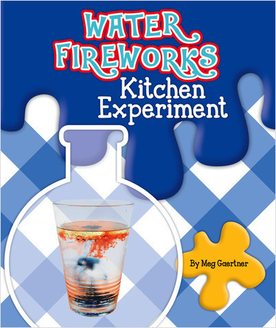 Cover: Water Fireworks Kitchen Experiment