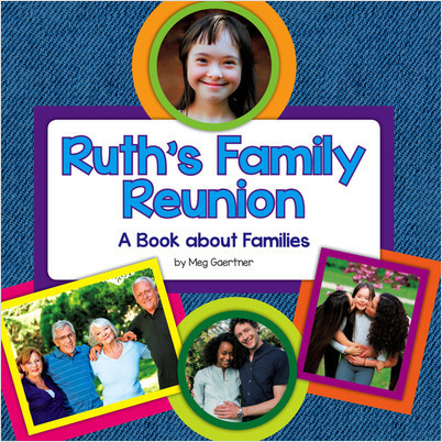 Cover: Ruth's Family Reunion: A Book about Families