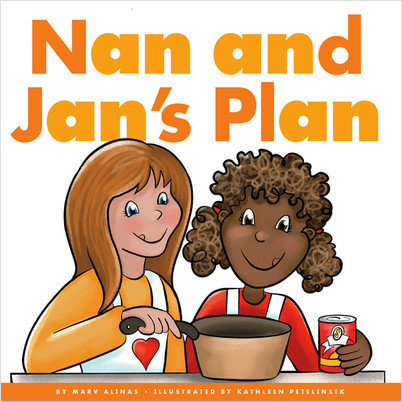 Cover: Nan and Jan's Plan
