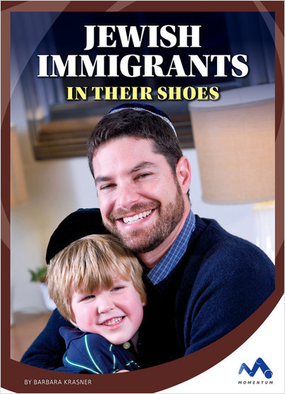 Cover: Jewish Immigrants: In Their Shoes