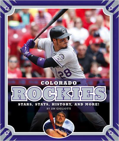 Cover: Colorado Rockies