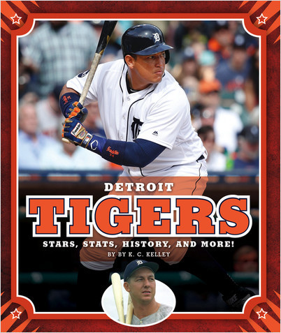 Cover: Detroit Tigers