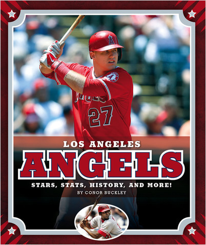 Cover: Los Angeles Angels
