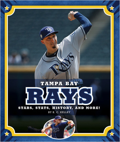 Cover: Tampa Bay Rays