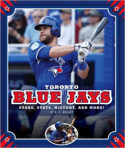 Cover: Toronto Blue Jays