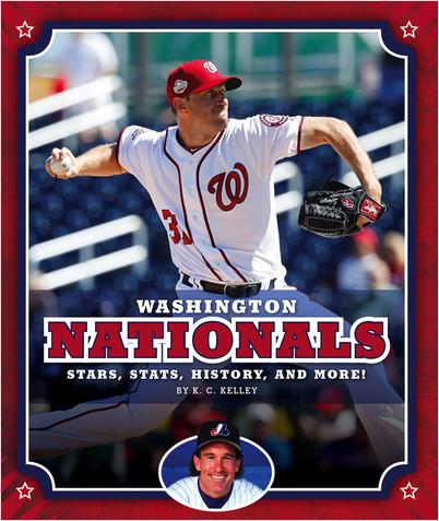 Cover: Washington Nationals