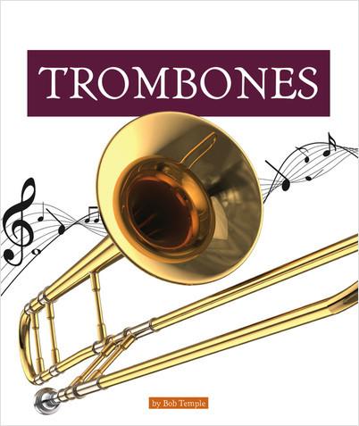Cover: Trombones