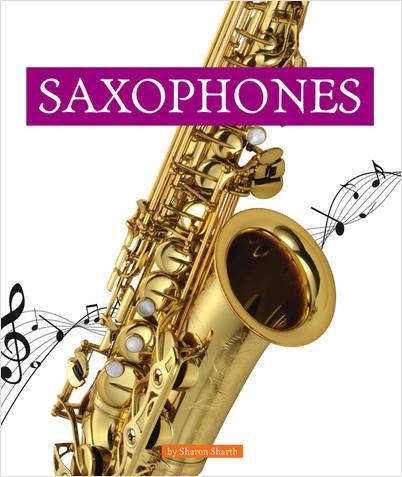 Cover: Saxophones