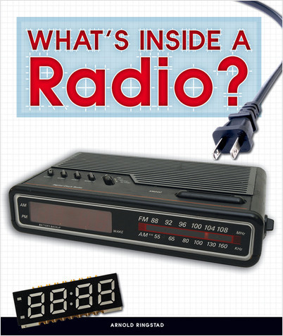 Cover: What's Inside a Radio?