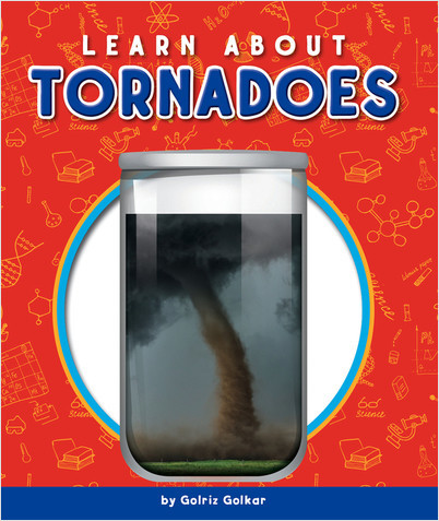 Cover: Learn about Tornadoes