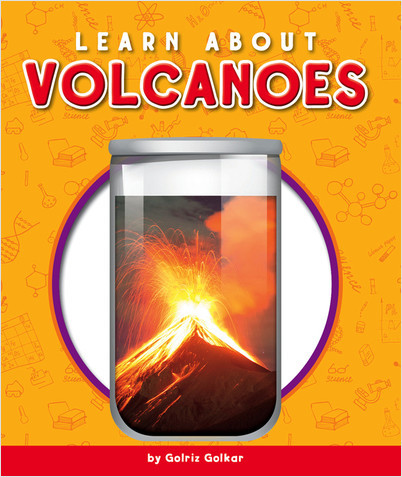 Cover: Learn about Volcanoes