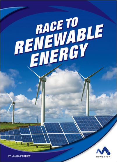 Cover: Race to Renewable Energy