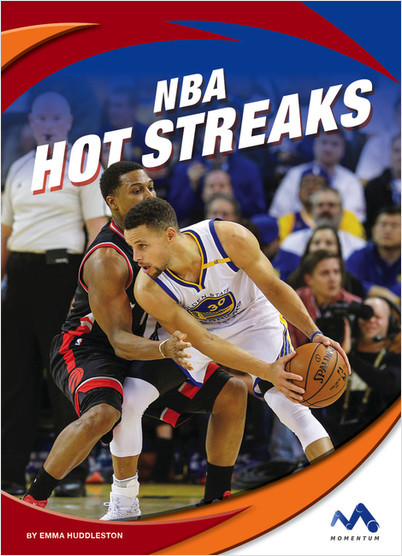 Cover: NBA Hot Streaks