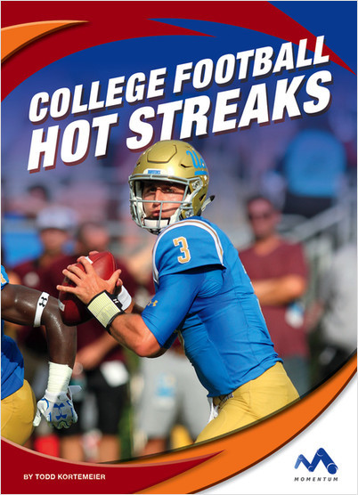 Cover: College Football Hot Streaks