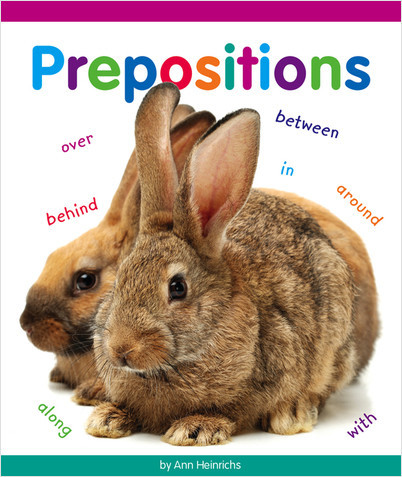 Cover: Prepositions