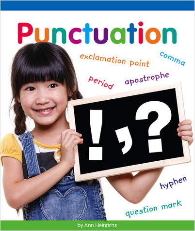 Cover: Punctuation