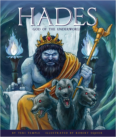 Cover: Hades: God of the Underworld