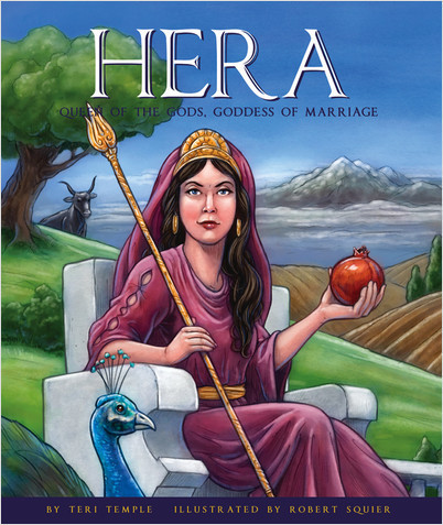Cover: Hera: Queen of the Gods, Goddess of Marriage