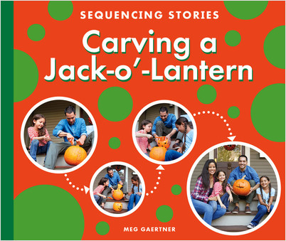 Cover: Carving a Jack-o'-Lantern