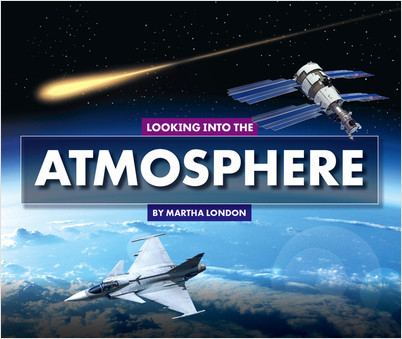 Cover: Looking Into the Atmosphere