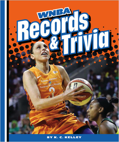 Cover: WNBA Records and Trivia