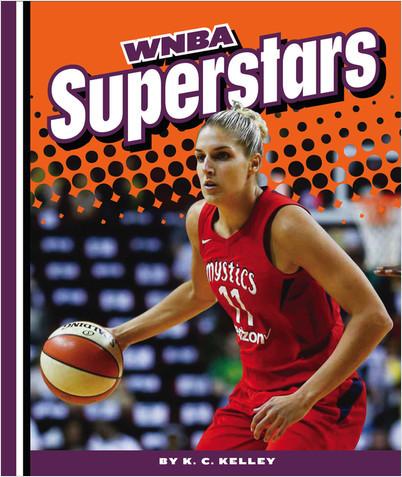 Cover: WNBA Superstars