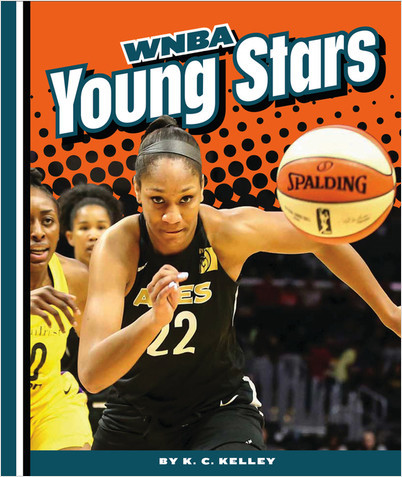Cover: WNBA Young Stars