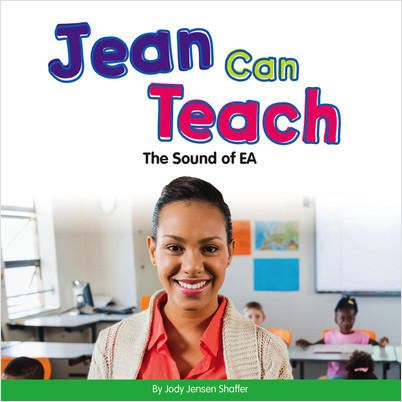 Cover: Jean Can Teach: The Sound of EA