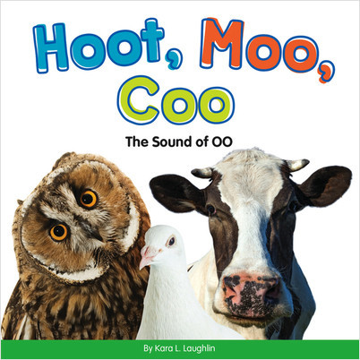 Cover: Hoot, Moo, Coo: The Sound of OO