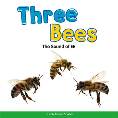 Cover: Three Bees: The Sound of EE