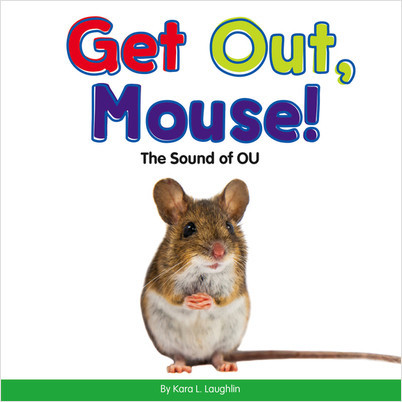 Cover: Get Out, Mouse!: The Sound of OU