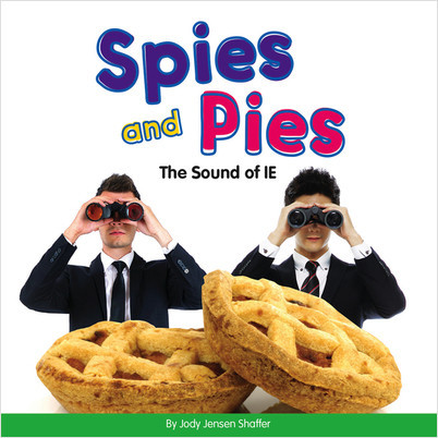 Cover: Spies and Pies: The Sound of IE