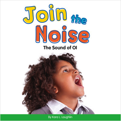 Cover: Join the Noise: The Sound of OI