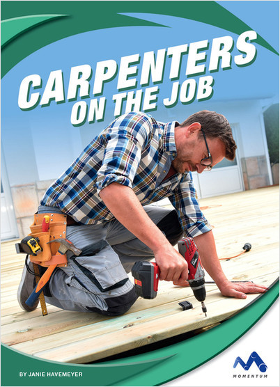 Cover: Carpenters on the Job