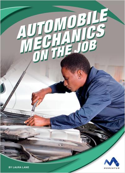 Cover: Automobile Mechanics on the Job