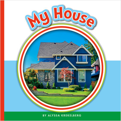 Cover: My House
