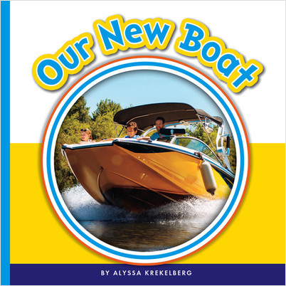 Cover: Our New Boat