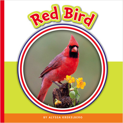 Cover: Red Bird