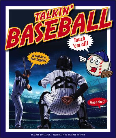 Cover: Talkin' Baseball